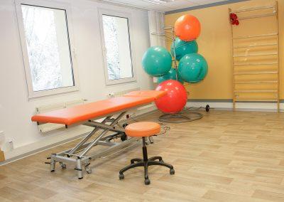 Sportraum © Physiotherapie Briesemeister und Domke 2018